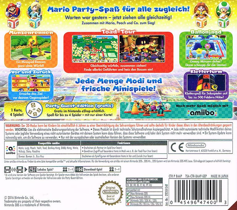 3DS backHQB (BAAP)