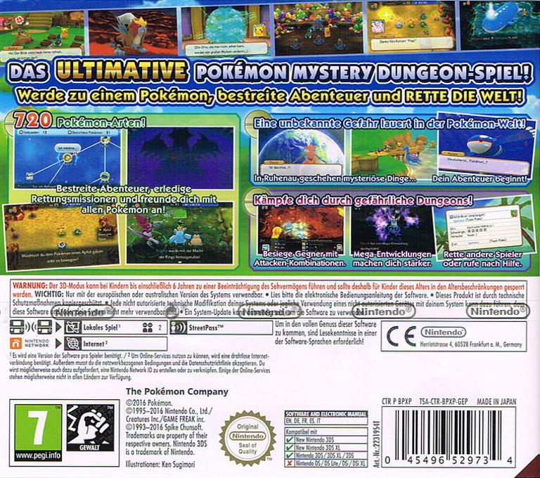 3DS backHQB (BPXP)