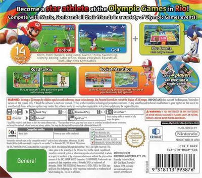 Mario & Sonic at the Rio 2016 Olympic Games 3DS backM (BGXP)