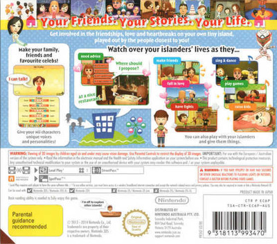Tomodachi Life 3DS backM (EC6P)