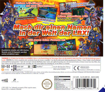 3DS backM (ADNP)