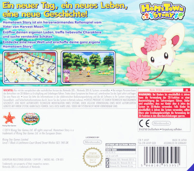 Hometown Story 3DS backM (AHXP)