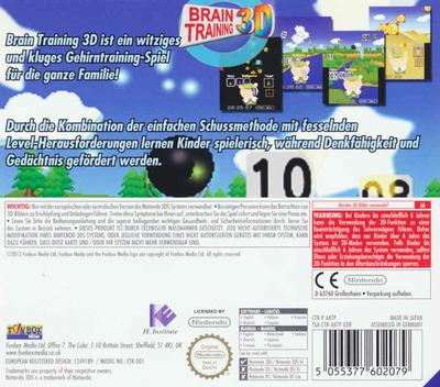 3DS backM (AKTP)