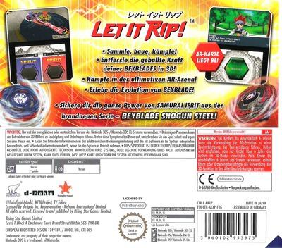 Beyblade Evolution 3DS backM (ARXP)