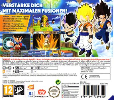 3DS backM (BDLP)