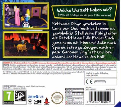 3DS backM (BFNP)
