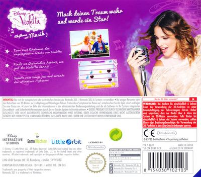 3DS backM (BGRP)