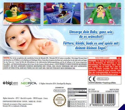 3DS backM (BLBP)
