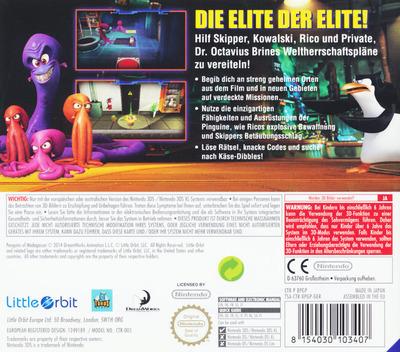 3DS backM (BPGP)