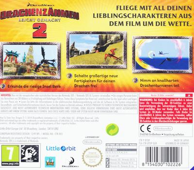 3DS backM (BTDP)