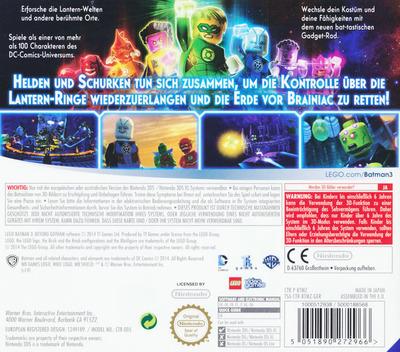 3DS backM (BTMZ)