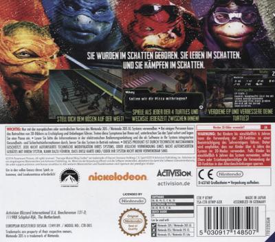 3DS backM (BTWP)