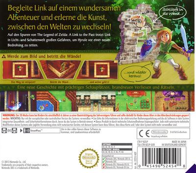 3DS backM (BZLP)