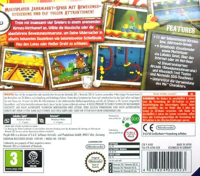 Funfair Party Games 3DS backM (AFND)