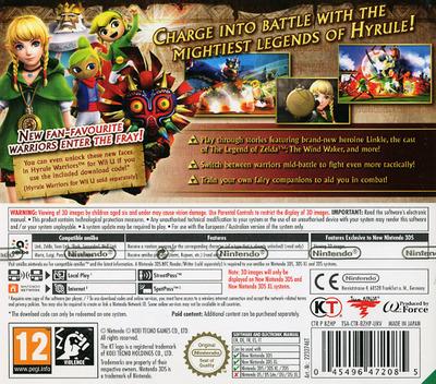 Hyrule Warriors Legends 3DS backM (BZHP)