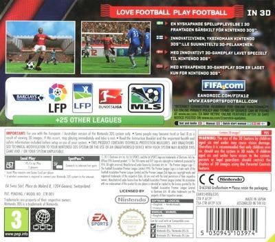 3DS backM (AF2P)