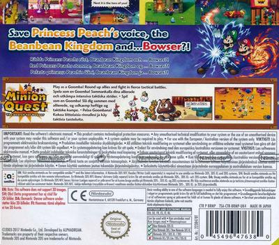 3DS backM (BRMP)