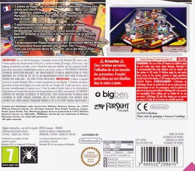 3DS backM (APBP)