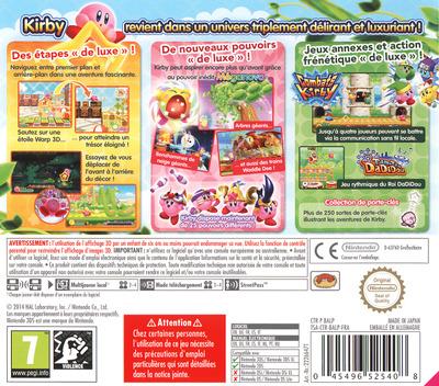 3DS backM (BALP)
