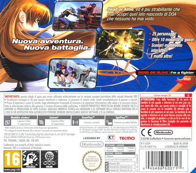 3DS backM (ADDP)