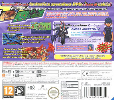 3DS backM (AEDP)
