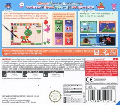 3DS backM (ATQP)