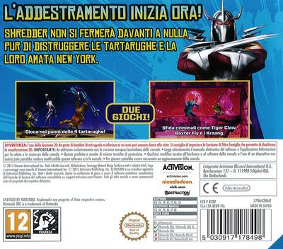 3DS backM (BTNP)