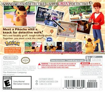 Detective Pikachu 3DS backM (A98E)