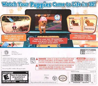 Puppies 3D 3DS backM (ACTE)