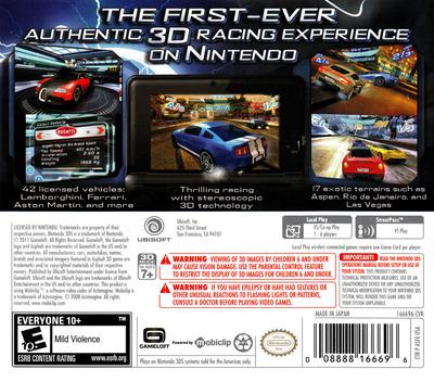 Asphalt 3D 3DS backM (ASFE)