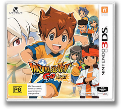 Inazuma Eleven Go - Light 3DS cover (AE4P)