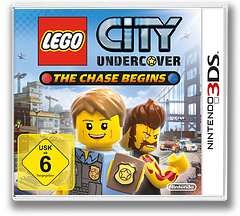LEGO City Undercover - The Chase Begins 3DS cover (AA8P)