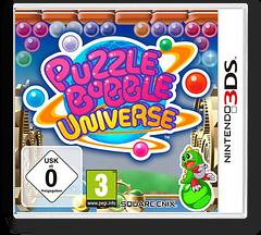 Puzzle Bobble Universe 3DS cover (ABBP)