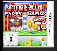 Funfair Party Games 3DS cover (AFNP)