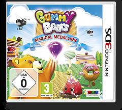 Gummy Bears - Magical Medallion 3DS cover (AGVP)