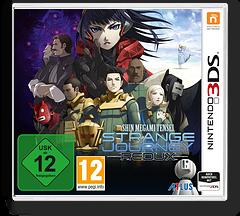 Shin Megami Tensei: Strange Journey Redux 3DS cover (AJ9P)