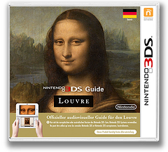 Nintendo 3DS Guide - Louvre 3DS cover (AL8D)