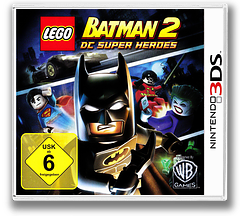 LEGO Batman 2 - DC Super Heroes 3DS cover (ALBD)