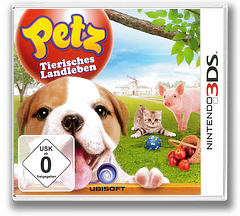 Petz Countryside 3DS cover (APOP)