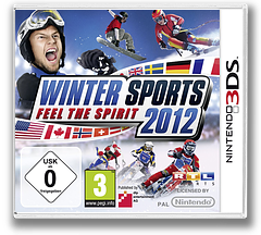Winter Sports 2012 - Feel the Spirit 3DS cover (AWSP)
