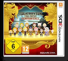Theatrhythm Final Fantasy - Curtain Call 3DS cover (BTHP)