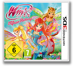 Winx Club - Saving Alfea 3DS cover (BWCP)