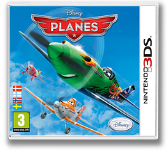 Disney Planes 3DS cover (APNZ)