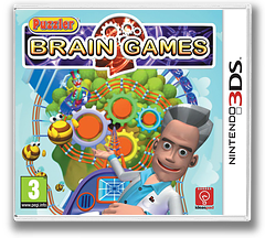 Puzzler Brain Games 3DS cover (AAGP)