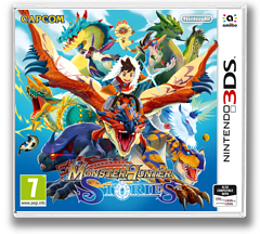 Monster Hunter Stories 3DS cover (AAHP)