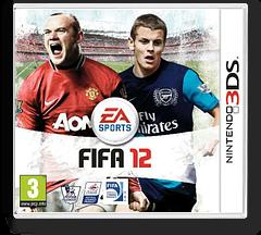 FIFA 12 3DS cover (AF2P)
