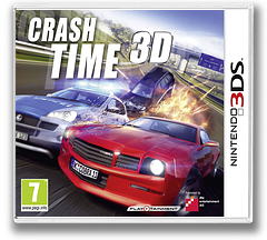 Crash Time 3D 3DS cover (AFBP)