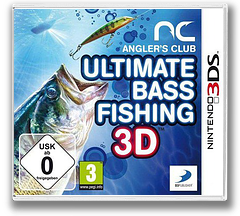 Angler's Club - Ultimate Bass Fishing 3D 3DS cover (AFDP)