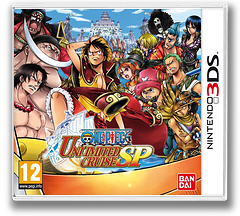 One Piece - Unlimited Cruise SP 3DS cover (ALFP)
