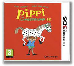 Pippi Longstocking 3D 3DS cover (APEP)